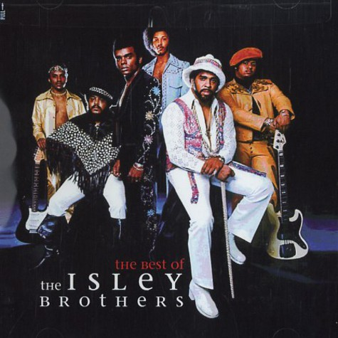 J. Period - The best of The Isley Brothers