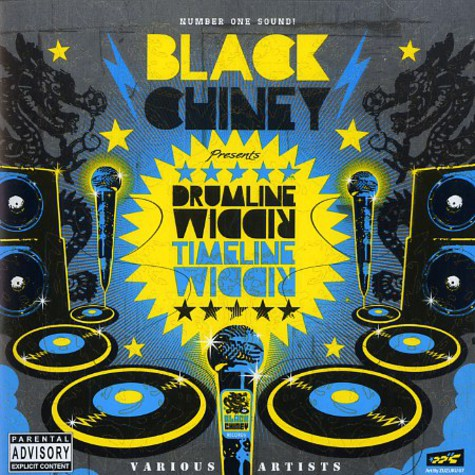 Black Chiney presents - Drumline riddim timeline riddim