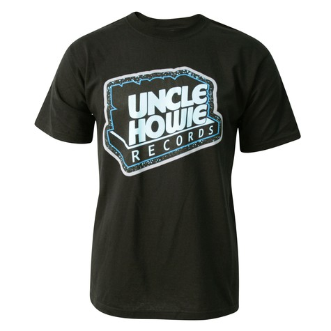 Uncle Howie Records - Stash Logo T-Shirt