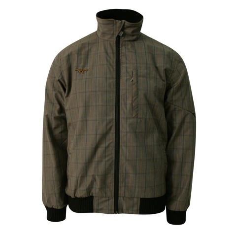 Cleptomanicx - Pin stripe jacket