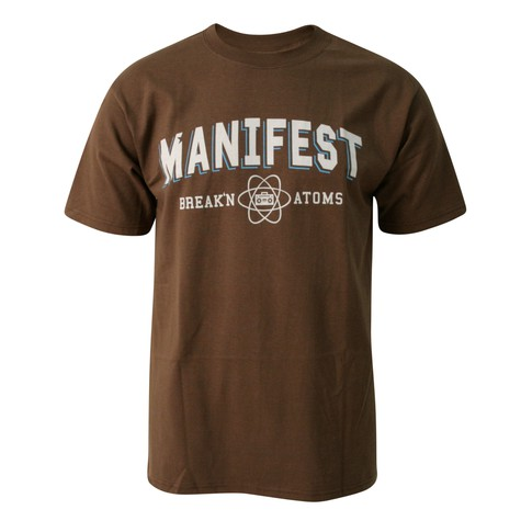 Manifest - Break'n atoms T-Shirt