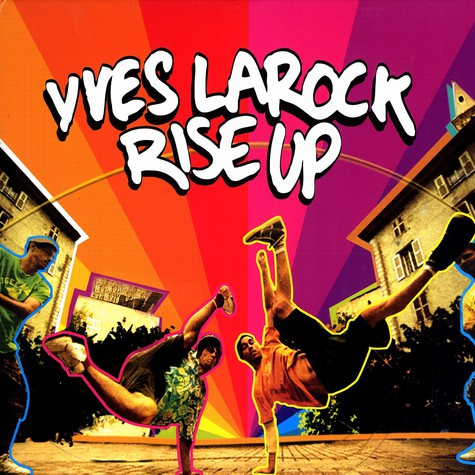 Yves Larock - Rise up feat. Jaba