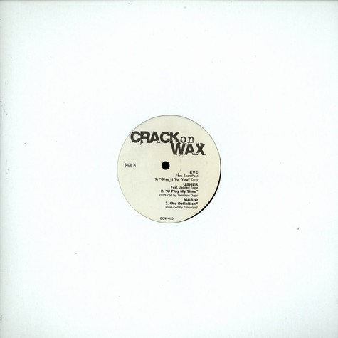 Crack On Wax - Volume 53