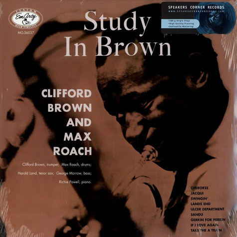 Clifford Brown & Max Roach - Study in brown