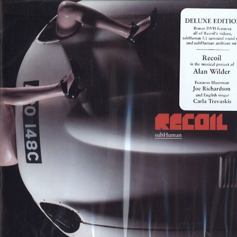 Recoil - SubHuman - deluxe edition