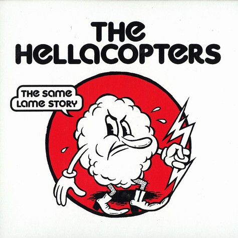 Hellacopters, The - The same lame story