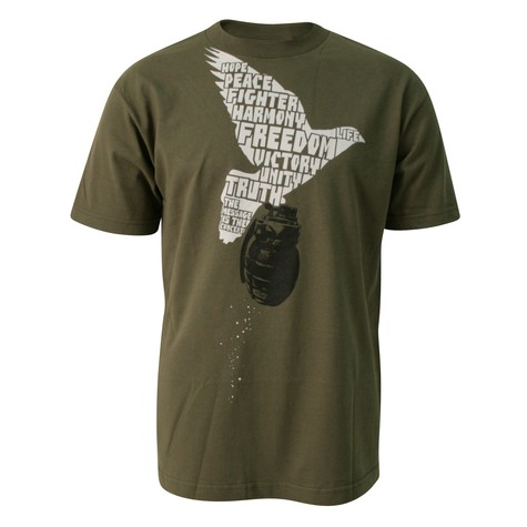 Acrylick - Freedom fighter T-Shirt