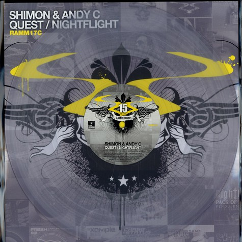 Shimon & Andy C - Quest