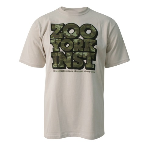 Zoo York - Camo attack T-Shirt