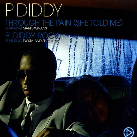 Diddy - Through the pain (she told me) feat. Mario Winans
