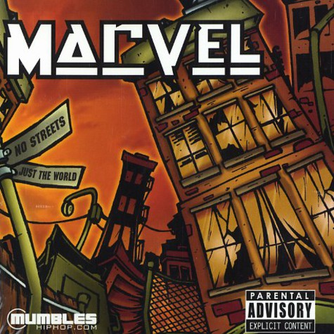 Marvel - No Streets, Just The World