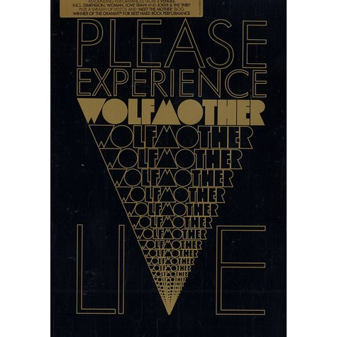 Wolfmother - Please experience