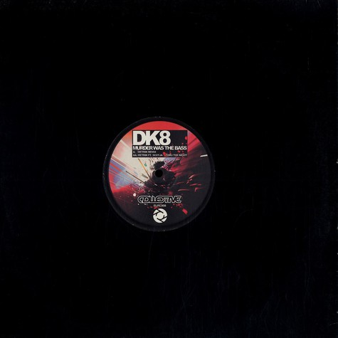 DK8 / Metrik - Murder was the bass Metrik remix / thru the night feat. SCotja
