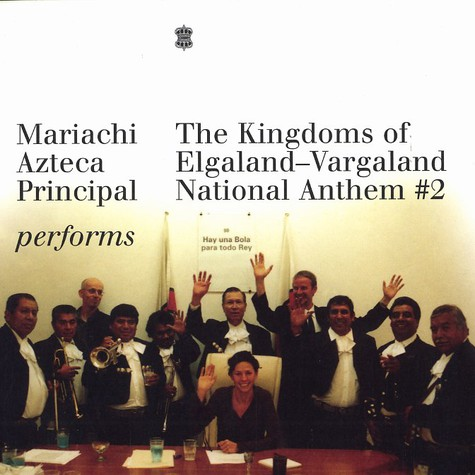 Mariachi Azteca Principal - The kingdons of elgaland - vargaland national anthem #2
