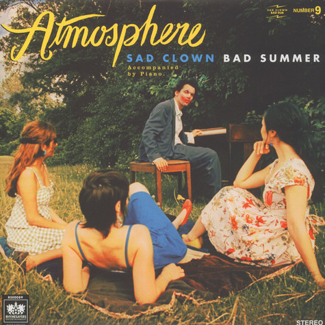 Atmosphere - Sad Clown Bad Summer Volume 9