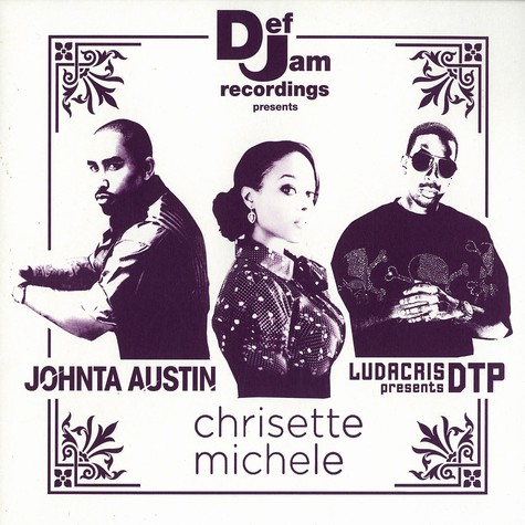 Def Jam presents - Johnta Austin, Chrisette Michele & Ludacris