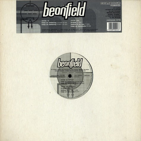 Beanfield - Keep on believing