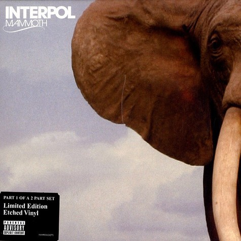 Interpol - Mammoth part 1 of 2