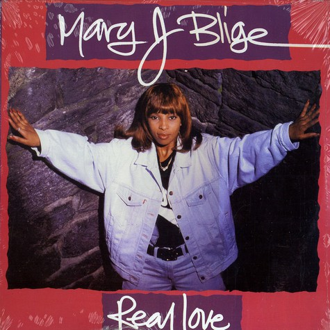 Mary J.Blige - Real love
