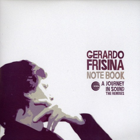 Gerardo Frisina - Note book - a journey in sound the remixes
