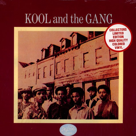 Kool & The Gang - Kool & the gang