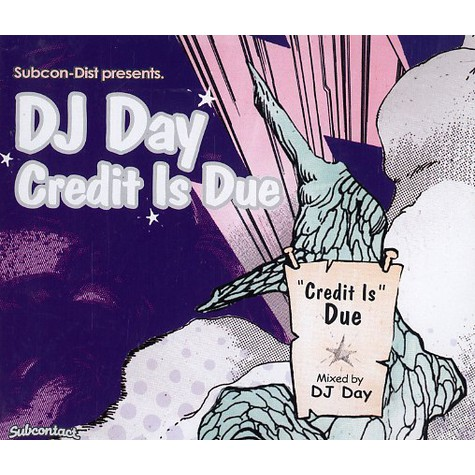 DJ Day - Credit is due
