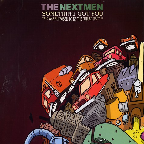 Nextmen - This was supposed to be the future part 2 feat. Dynamite MC