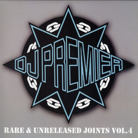 DJ Premier - Rare & unreleased joints volume 4