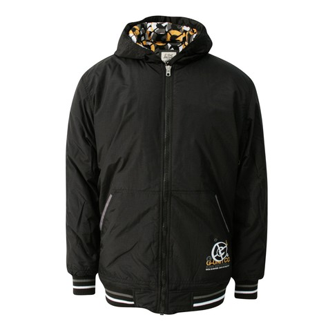 G-Unit - Hoody for the streets zip-up hooded jacket
