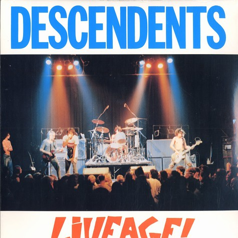 Descendents - Liveage!