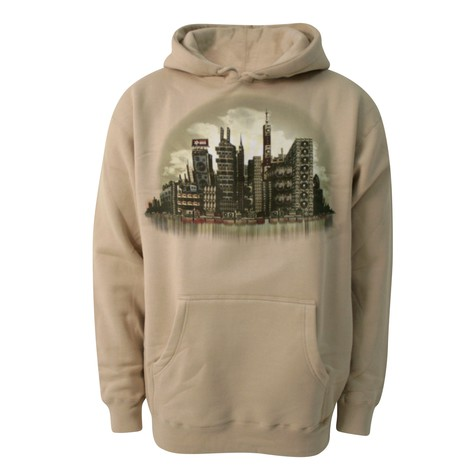 Exact Science - Speaker city hoodie