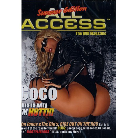 All Access DVD Magazine - Volume 16 - summer edition