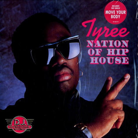 Tyree - Nation of hip house