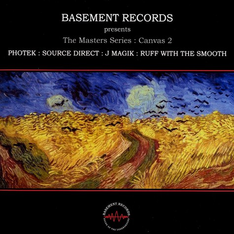 Basement Records presents - The master series: canvas 2