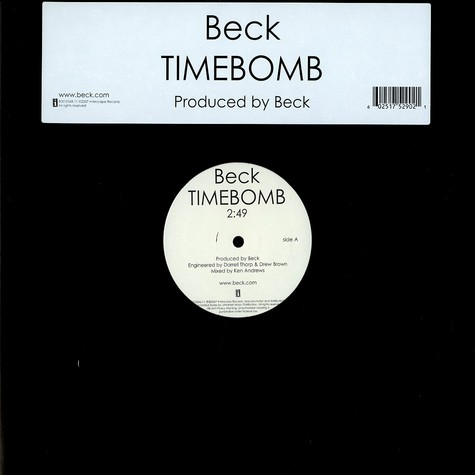 Beck - Timebomb