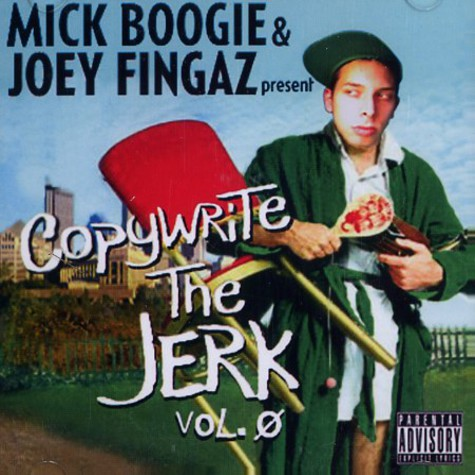 Copywrite - The jerk volume 0 - the mixtape