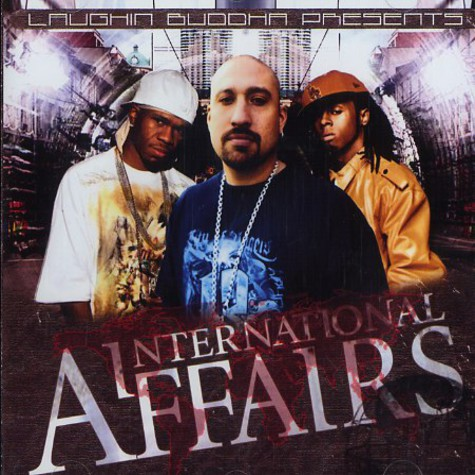 Laughin Buddha presents - International affairs