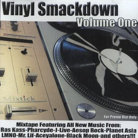Vinyl Smackdown - Volume 1