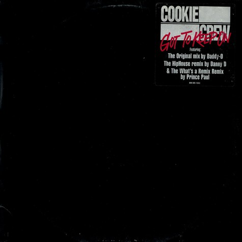 Cookie Crew - Got to keep on