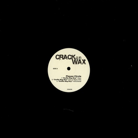 Crack On Wax - Volume 86