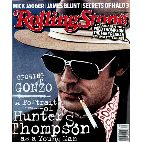 Rolling Stone - 2007 - 1036 - October
