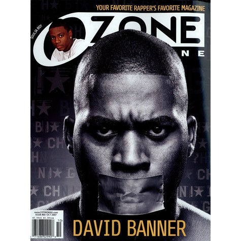 Ozone Magazine - 2007 - 10 - October - Issue 60