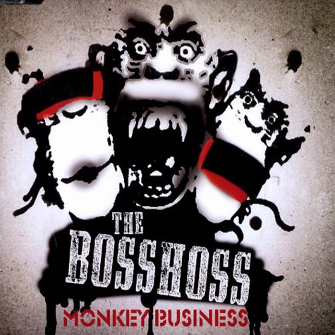 Bosshoss, The - Monkey business