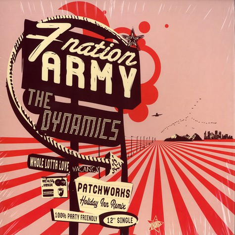 Dynamics, The - 7 nation army