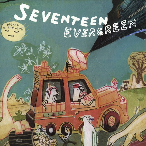Seventeen Evergreen - Music is the wine
