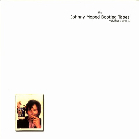 Johnny Moped - The bootleg tapes volumes I and II