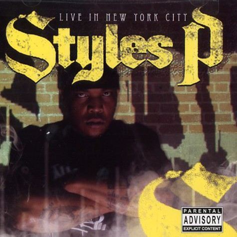 Styles P - Live in New York City