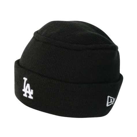 New Era - LA flat top knit hat