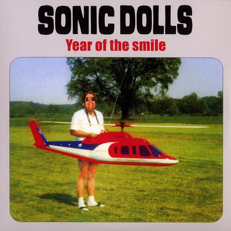 Sonic Dolls - Year of the smile