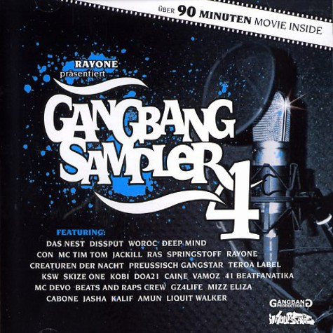 Gangbang Sampler - Volume 4